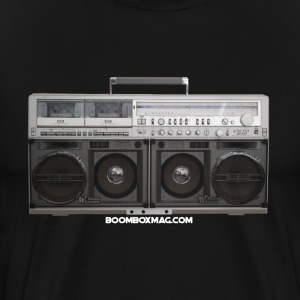 Sharp 777 Boombox - Men's Premium T-Shirt