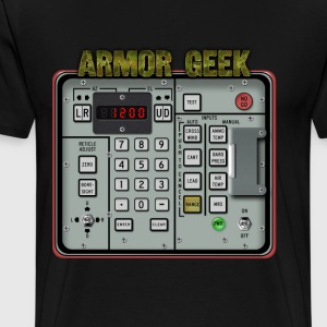 Armor Geek - Men's Premium T-Shirt