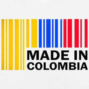 Made in Colombia - Women's V-Neck T-Shirt