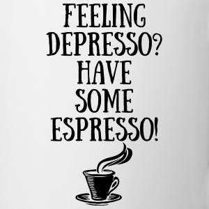Have Some Espresso funny mug - Coffee/Tea Mug
