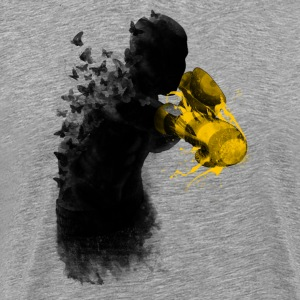 Float like a butter-fly sting like a bee Shirt - Men's Premium T-Shirt