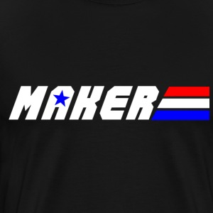 Maker Joe - Men's Premium T-Shirt