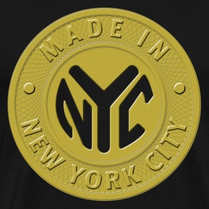 Made in NYC T-Shirt - Men's Premium T-Shirt