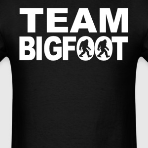 Team Bigfoot Sasquatch T-Shirt - Men's T-Shirt