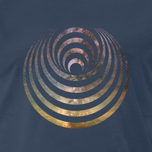 Milky Way Fresnel Lens - Men's Premium T-Shirt