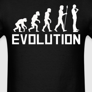 Standup Comedian Evolution Funny Comedy Shirt - Men's T-Shirt