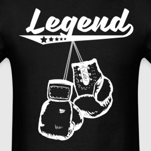 Boxing Legend Boxing - Men's T-Shirt
