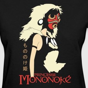 Princess Mononoke Hime Anime - Women's T-Shirt