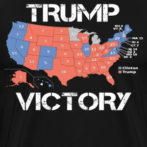 Trump Victory Shirt - 2016 Presidential Election M - Men's Premium T-Shirt