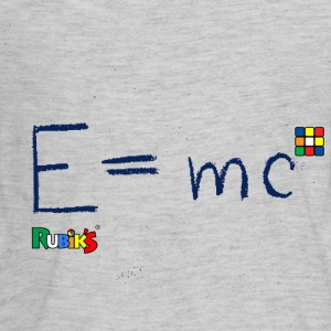 Rubik's Cube Formula Theory Of Relativity Blue - Kids' Premium Long Sleeve T-Shirt
