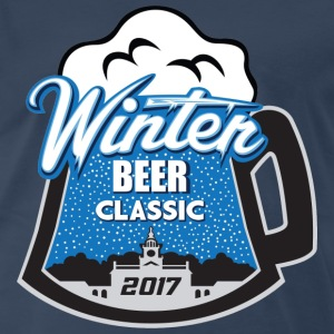 Winter Beer Classic Premium T-Shirt - Men's Premium T-Shirt