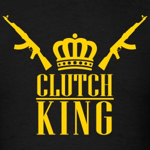Counterstrike T-shirt Clutch King Cyka Blyat - Men's T-Shirt