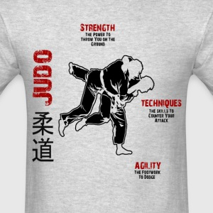 Judo Graphic t shirt - Men's T-Shirt