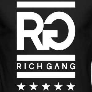 Rich Gang - Men's Long Sleeve T-Shirt by Next Level