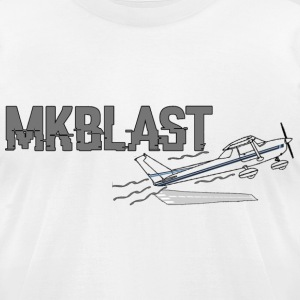 TheMKBlast! - Men's T-Shirt by American Apparel
