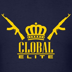 Counterstrike T-shirt Global Elite Cyka Blyat - Men's T-Shirt