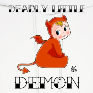 Deadly Little Demon - Men's Hoodie