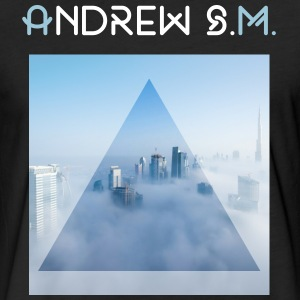 Skyscraper  - Fitted Cotton/Poly T-Shirt by Next Level