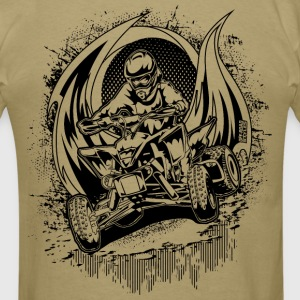 ATV Quad Stunt Riding T-Shirts - Men's T-Shirt