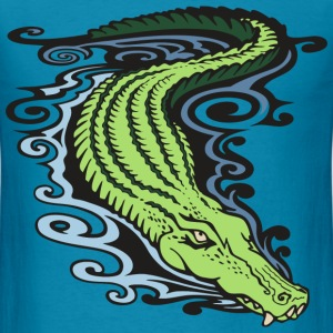 Crocodile - Men's T-Shirt