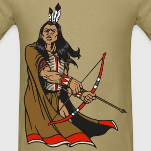Indian Hunter - Men's T-Shirt