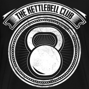 The Kettlebell Club Official Shirt - Men's Premium T-Shirt