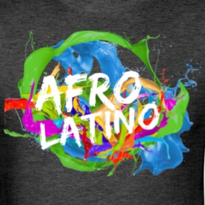 Afro Latino Colorful Tee - Men's T-Shirt