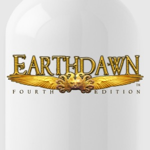 Earthdawn 4E Logo Water Bottle - Water Bottle