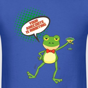 Just Ribbiting - Men's T-Shirt
