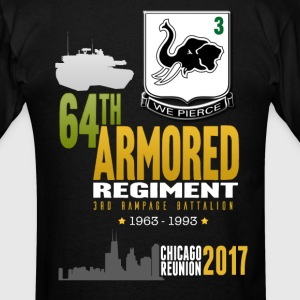 3/64 2017 Reunion Shirt - Men's T-Shirt
