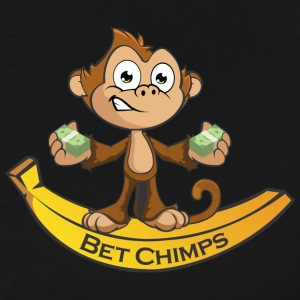 Bet Chimps Promotional Shirt - Men's Premium T-Shirt