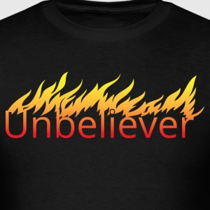 Unbeliever (Color) T-Shirts - Men's T-Shirt