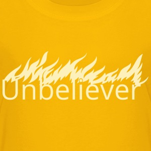 Unbeliever (1 Color) Kids' Shirts - Kids' Premium T-Shirt
