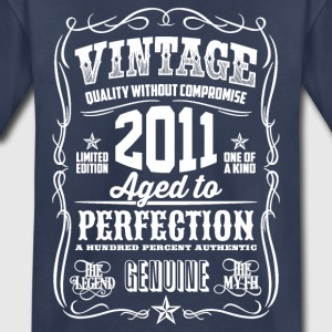 2011 Aged to Perfection White print - Kids' Premium T-Shirt