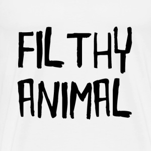 FILTHY ANIMAL - Men's Premium T-Shirt