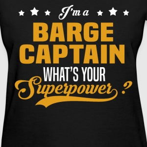 Barge Captain - Women's T-Shirt
