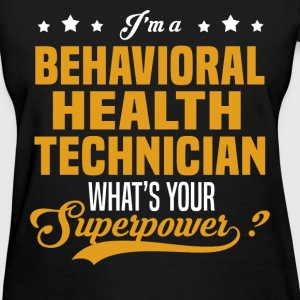 Behavioral Health Technician - Women's T-Shirt