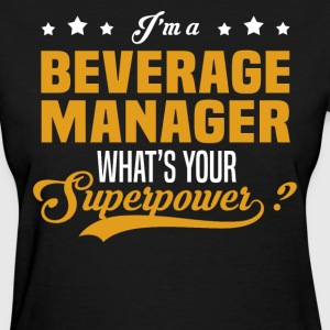 Beverage Manager - Women's T-Shirt