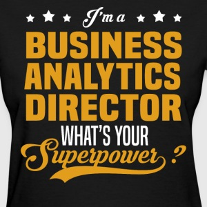 Business Analytics Director - Women's T-Shirt