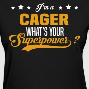 Cager - Women's T-Shirt