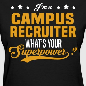 Campus Recruiter - Women's T-Shirt