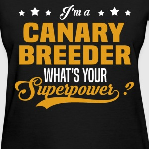 Canary Breeder - Women's T-Shirt