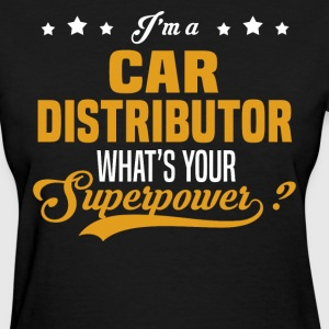 Car Distributor - Women's T-Shirt