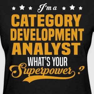 Category Development Analyst - Women's T-Shirt
