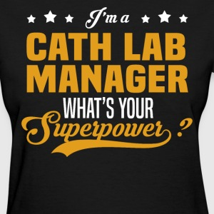 Cath Lab Manager - Women's T-Shirt