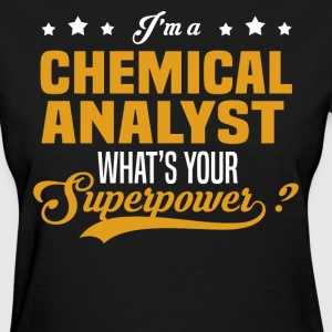 Chemical Analyst - Women's T-Shirt