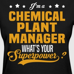 Chemical Plant Manager - Women's T-Shirt