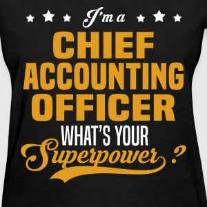 Chief Accounting Officer - Women's T-Shirt