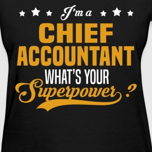 Chief Accountant - Women's T-Shirt