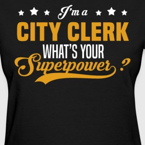 City Clerk - Women's T-Shirt